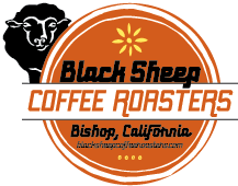 Black Sheep Coffee Roasters | Bishop, CA Cafe and Bar  - Bishop California - Logo